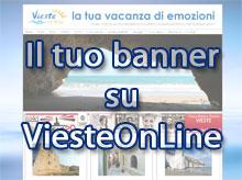 Banner su ViesteOnLine
